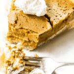 Keto Pumpkin Pie Pinterest Collage