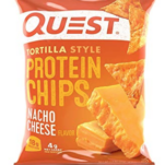 Quest Protein Chips Packaging