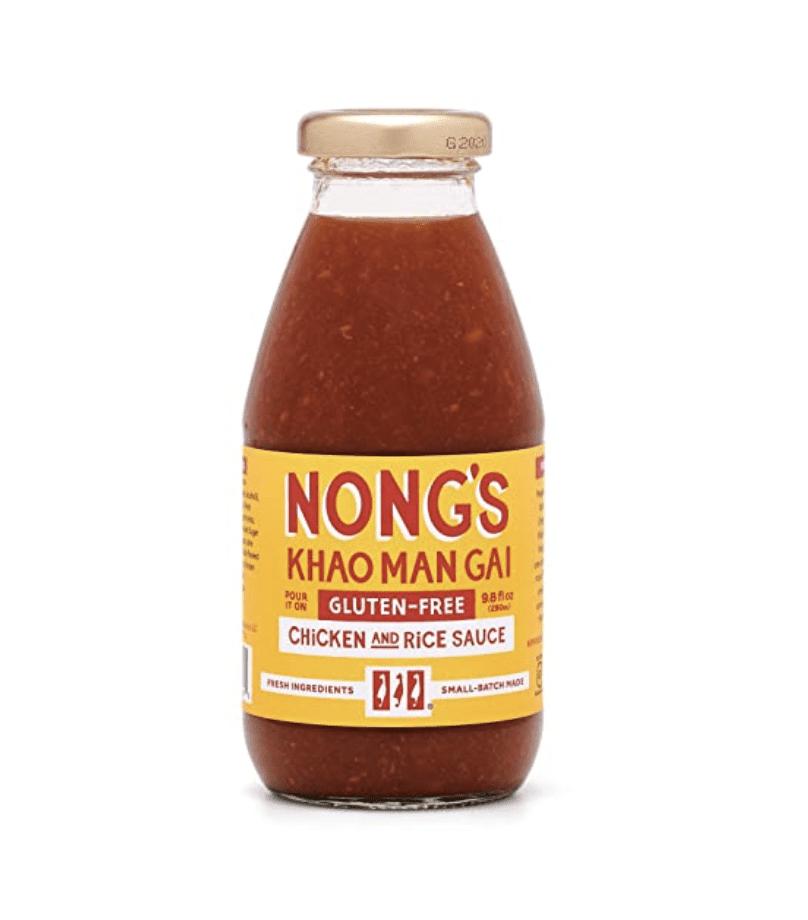 Nong's gluten-free sauce